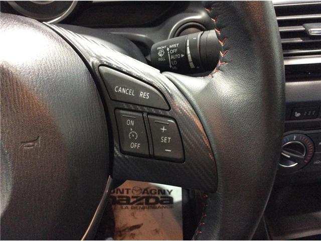 2015 Mazda Mazda3 GS (Stk: U679) in Montmagny - Image 16 of 23
