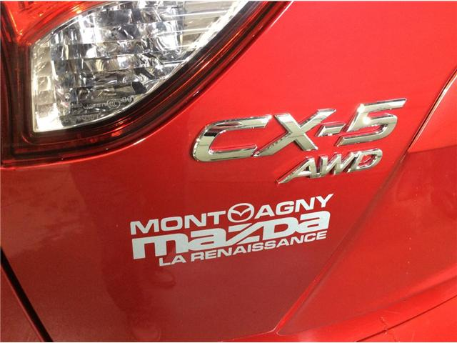 2016 Mazda CX-5 GS (Stk: U670) in Montmagny - Image 7 of 28