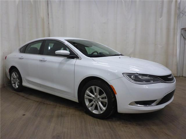 2015 Chrysler 200 Limited (Stk: 19050432) in Calgary - Image 1 of 26
