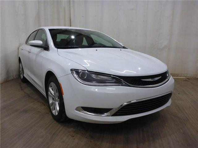 2015 Chrysler 200 Limited (Stk: 19050432) in Calgary - Image 2 of 26