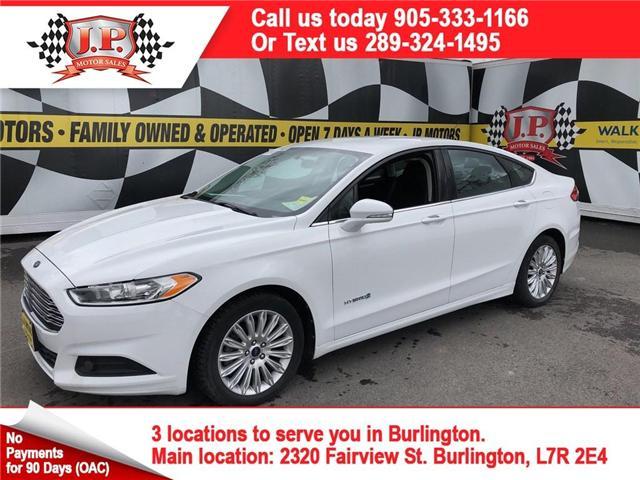 2013 Ford Fusion Hybrid SE (Stk: 46366) in Burlington - Image 1 of 23