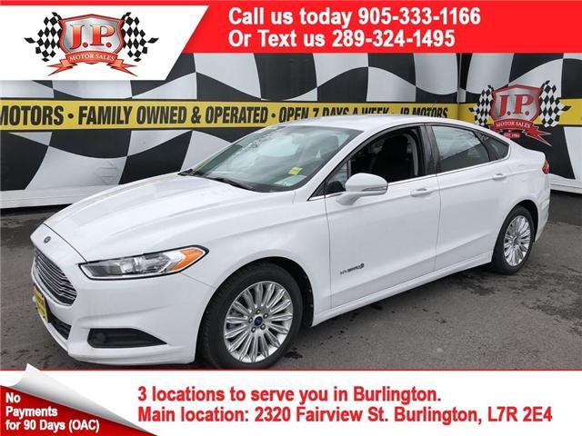 2013 Ford Fusion Hybrid SE (Stk: 46420) in Burlington - Image 1 of 23