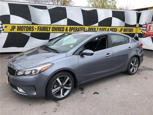 2018 Kia Forte EX+ (Stk: 46649) in Burlington - Image 4 of 24