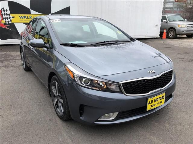 2018 Kia Forte EX+ (Stk: 46649) in Burlington - Image 10 of 24