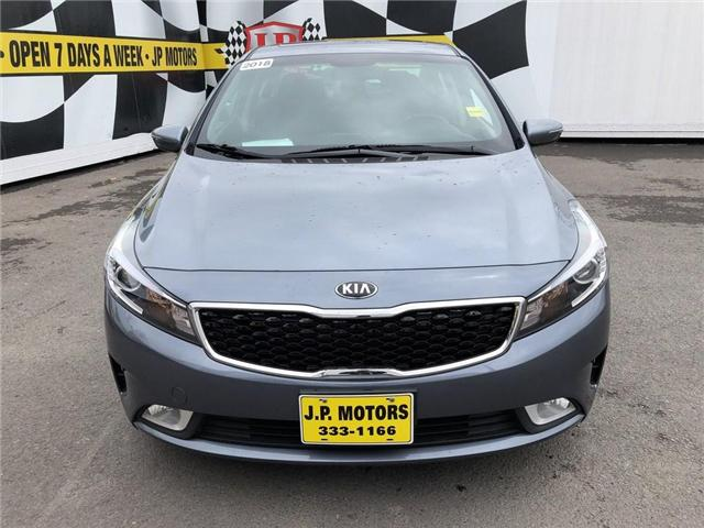 2018 Kia Forte EX+ (Stk: 46649) in Burlington - Image 11 of 24