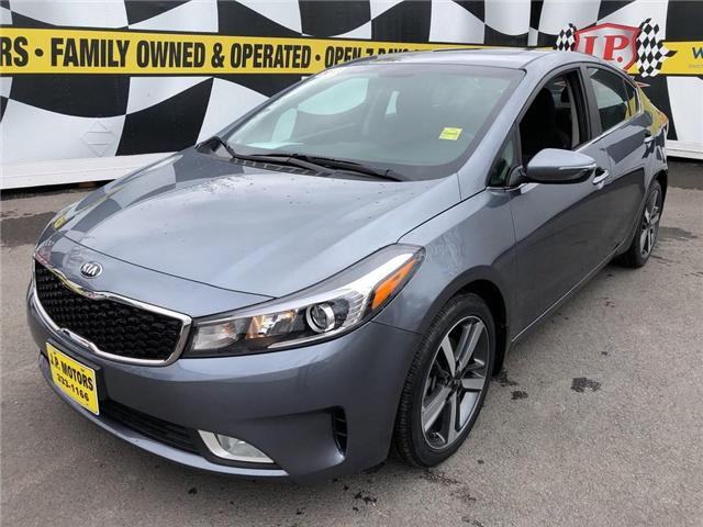 2018 Kia Forte EX+ (Stk: 46649) in Burlington - Image 12 of 24