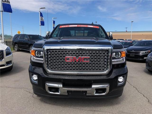 2016 GMC Sierra 2500HD 2500HD DENALI|DURAMAX|NAV|ROOF|LOADED|1-OWNER! (Stk: PW17815A) in BRAMPTON - Image 2 of 20