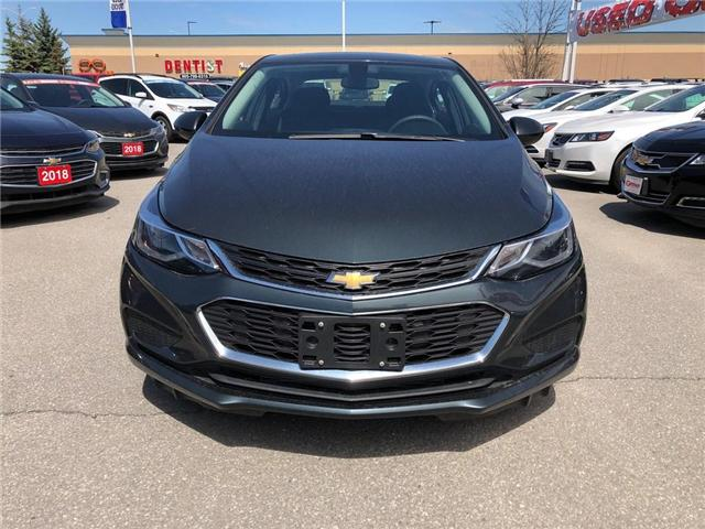 2017 Chevrolet Cruze LT|SUNROOF|REAR VIEW CAMERA|HEATED SEATS| (Stk: PA18206) in BRAMPTON - Image 2 of 15