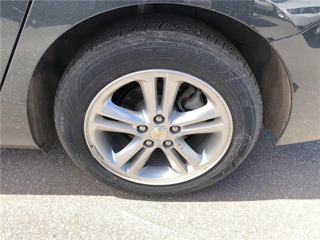 2017 Chevrolet Cruze LT|SUNROOF|REAR VIEW CAMERA|HEATED SEATS| (Stk: PA18206) in BRAMPTON - Image 7 of 15