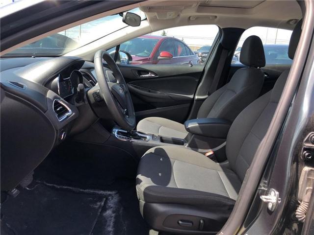 2017 Chevrolet Cruze LT|SUNROOF|REAR VIEW CAMERA|HEATED SEATS| (Stk: PA18206) in BRAMPTON - Image 9 of 15