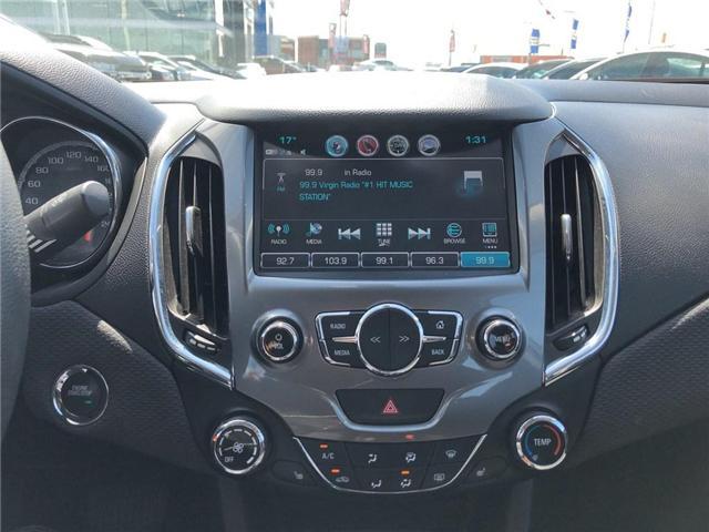 2017 Chevrolet Cruze LT|SUNROOF|REAR VIEW CAMERA|HEATED SEATS| (Stk: PA18206) in BRAMPTON - Image 14 of 15