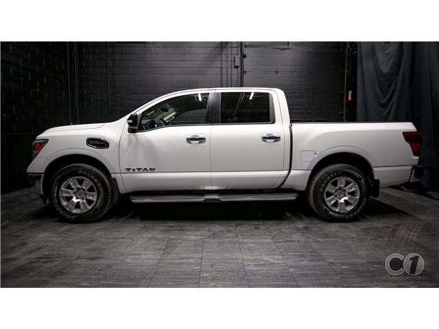 2017 Nissan Titan SV (Stk: CT19-170) in Kingston - Image 1 of 32