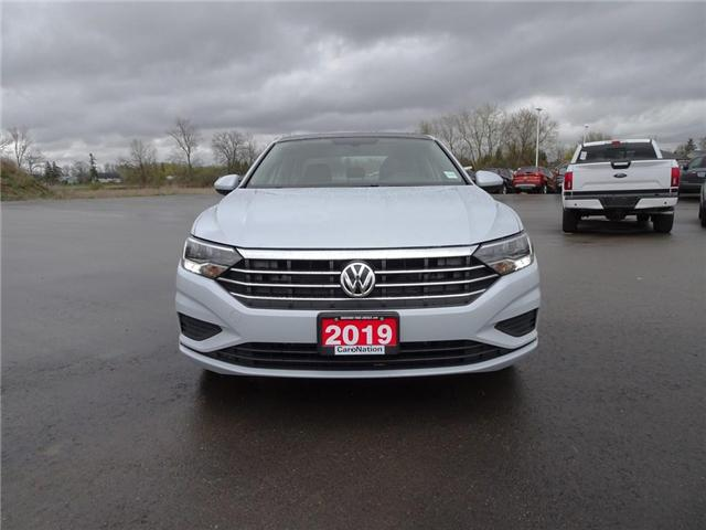 2019 Volkswagen Jetta Highline | HTD LEATHER | SUNROOF | PUSH START | (Stk: DR191) in Brantford - Image 2 of 39