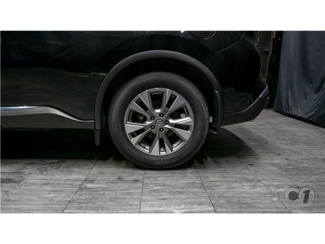 2016 Nissan Murano S (Stk: CT19-188) in Kingston - Image 8 of 33