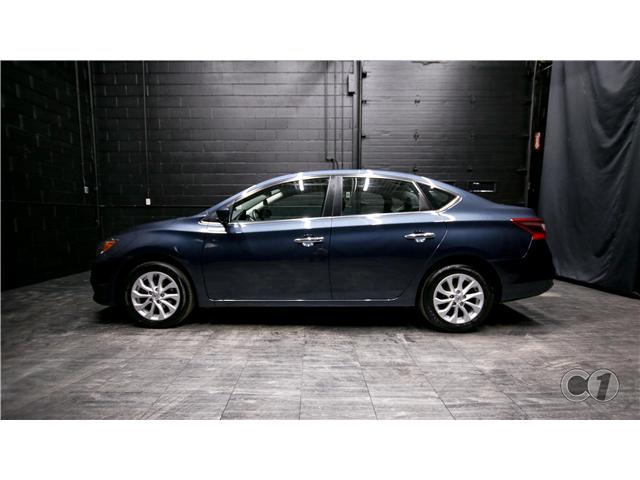 2016 Nissan Sentra 1.8 SV (Stk: 19-163A) in Kingston - Image 1 of 29