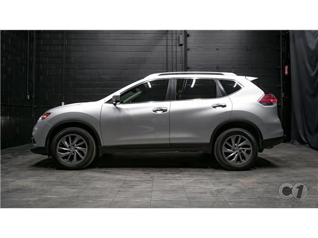 2015 Nissan Rogue SL (Stk: 19-272A) in Kingston - Image 1 of 30