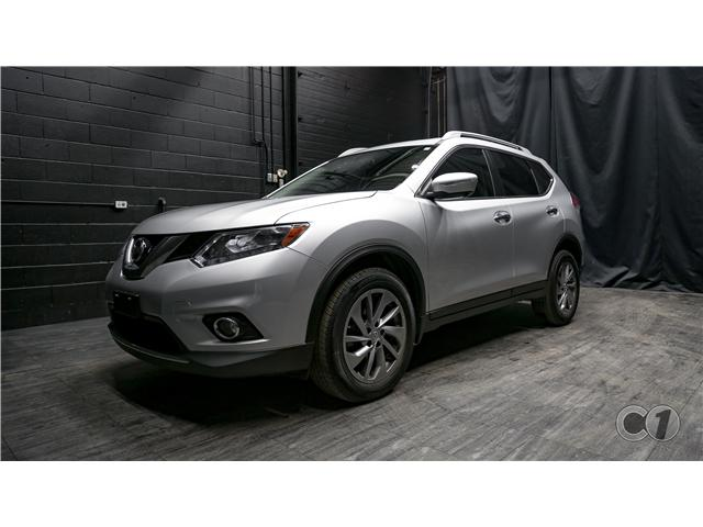 2015 Nissan Rogue SL (Stk: 19-272A) in Kingston - Image 2 of 30
