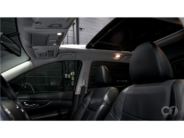 2015 Nissan Rogue SL (Stk: 19-272A) in Kingston - Image 23 of 30