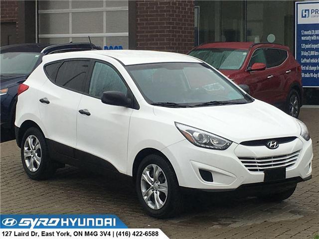 2015 Hyundai Tucson GL (Stk: H4531A) in Toronto - Image 1 of 28