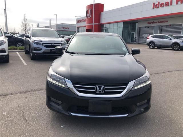 2015 Honda Accord Touring (Stk: I190898A) in Mississauga - Image 2 of 18