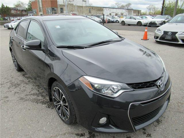 2014 Toyota Corolla  (Stk: 16129A) in Toronto - Image 1 of 27