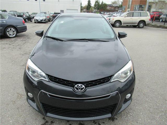 2014 Toyota Corolla  (Stk: 16129A) in Toronto - Image 2 of 27