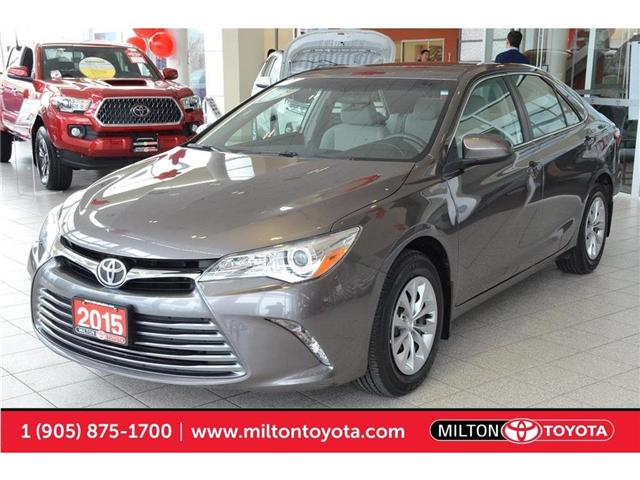 2015 Toyota Camry  (Stk: 014907) in Milton - Image 1 of 38