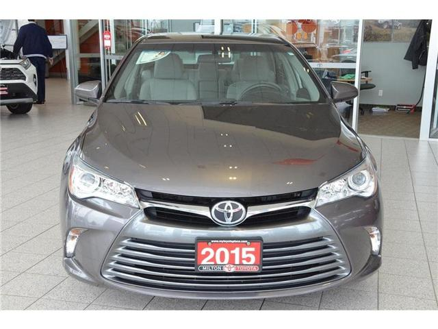 2015 Toyota Camry  (Stk: 014907) in Milton - Image 2 of 38