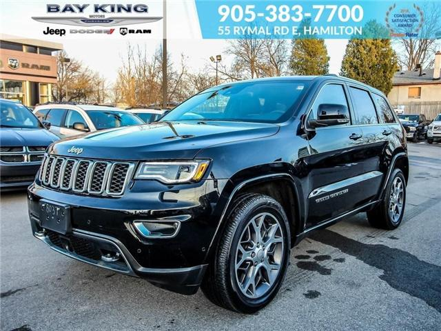 2018 Jeep Grand Cherokee Limited (Stk: 6682) in Hamilton - Image 1 of 24