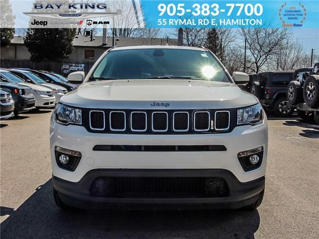 2018 Jeep Compass North (Stk: 6728R) in Hamilton - Image 2 of 19