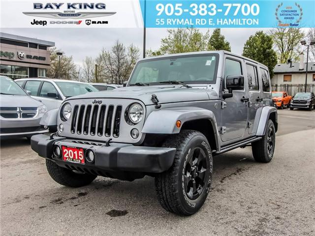 2015 Jeep Wrangler Unlimited  (Stk: 197564A) in Hamilton - Image 1 of 23