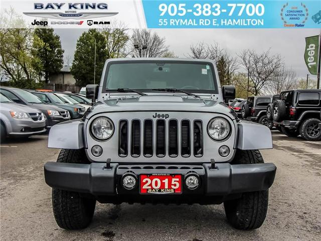 2015 Jeep Wrangler Unlimited  (Stk: 197564A) in Hamilton - Image 2 of 23