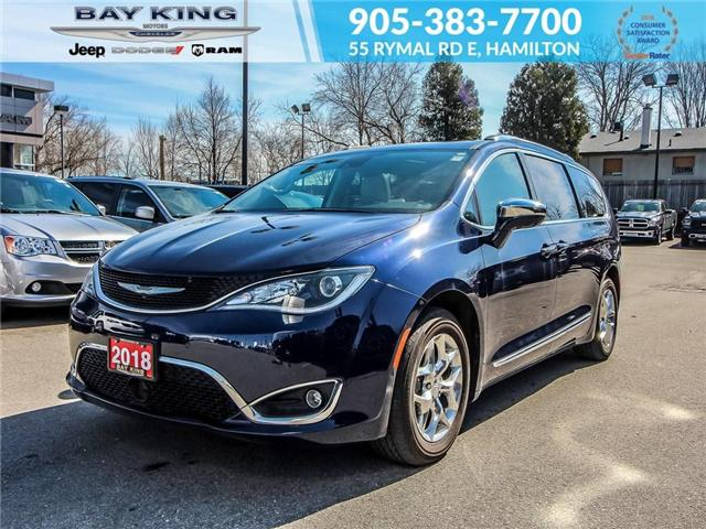 2018 Chrysler Pacifica Limited (Stk: 6757) in Hamilton - Image 1 of 23