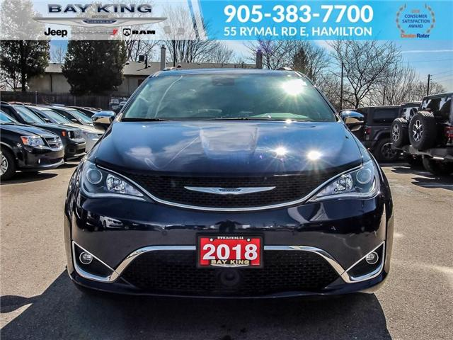 2018 Chrysler Pacifica Limited (Stk: 6757) in Hamilton - Image 2 of 23