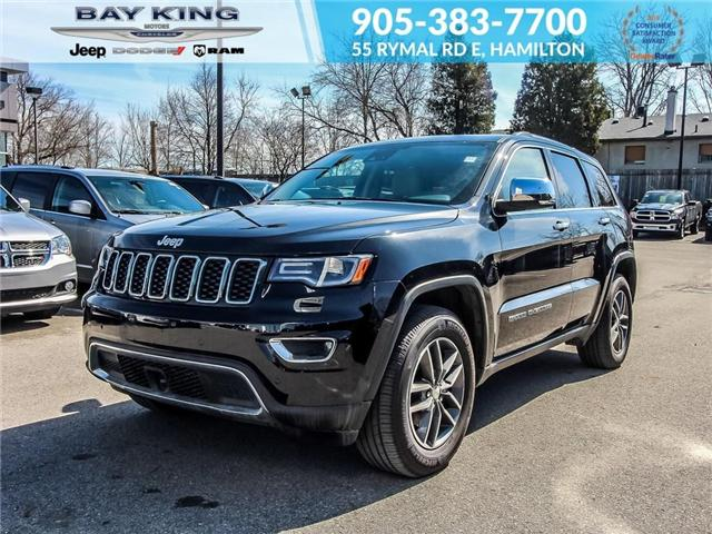 2018 Jeep Grand Cherokee Limited (Stk: 6753) in Hamilton - Image 1 of 25
