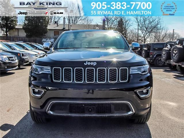 2018 Jeep Grand Cherokee Limited (Stk: 6753) in Hamilton - Image 2 of 25