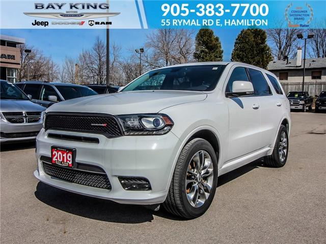 2019 Dodge Durango GT (Stk: 6764R) in Hamilton - Image 1 of 23