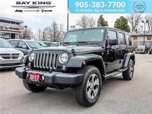 2017 Jeep Wrangler Unlimited  (Stk: 197136A) in Hamilton - Image 1 of 23