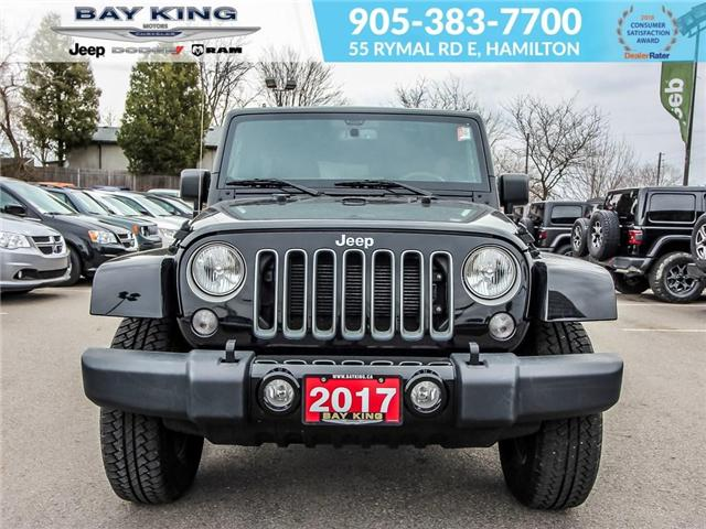2017 Jeep Wrangler Unlimited  (Stk: 197136A) in Hamilton - Image 2 of 23