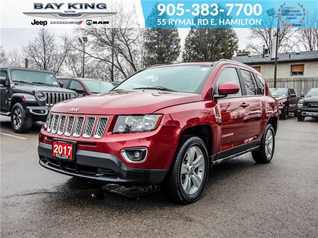 2017 Jeep Compass Sport/North (Stk: 6796R) in Hamilton - Image 1 of 22