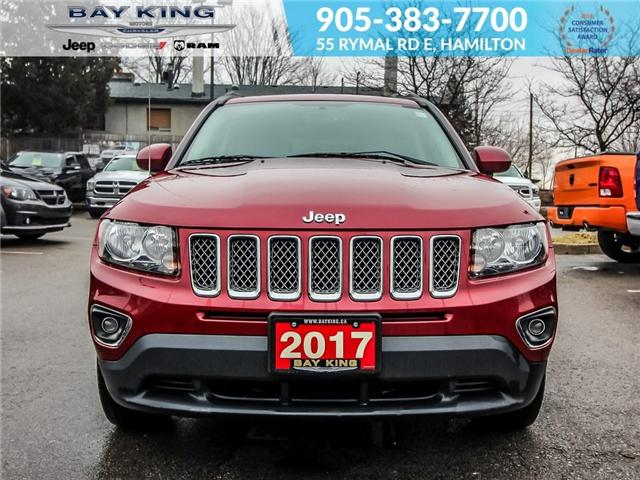 2017 Jeep Compass Sport/North (Stk: 6796R) in Hamilton - Image 2 of 22