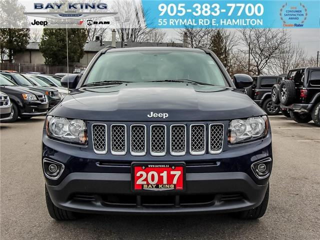 2017 Jeep Compass Sport/North (Stk: 6799R) in Hamilton - Image 2 of 22