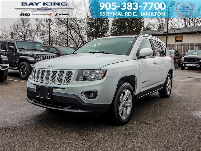 2017 Jeep Compass Sport/North (Stk: 6793R) in Hamilton - Image 1 of 20