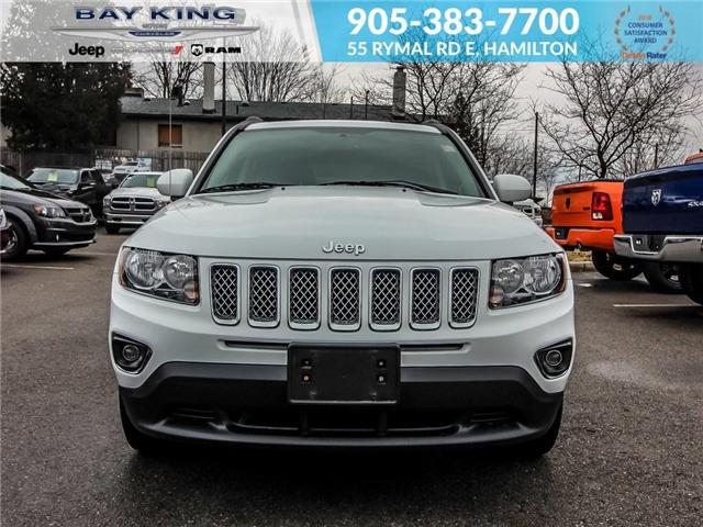 2017 Jeep Compass Sport/North (Stk: 6793R) in Hamilton - Image 2 of 20