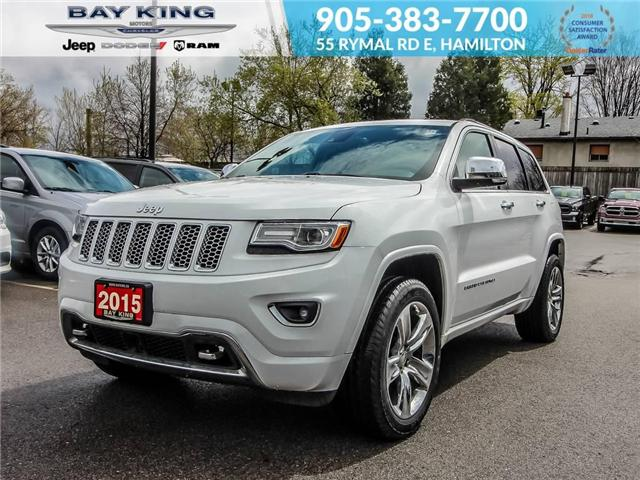 2015 Jeep Grand Cherokee Overland (Stk: 197203A) in Hamilton - Image 1 of 24
