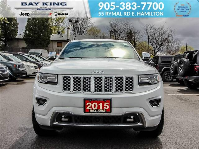 2015 Jeep Grand Cherokee Overland (Stk: 197203A) in Hamilton - Image 2 of 24