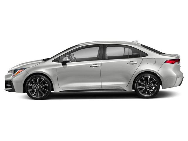 2020 Toyota Corolla 4-door Sedan SE CVT (Stk: H20030) in Orangeville - Image 2 of 8