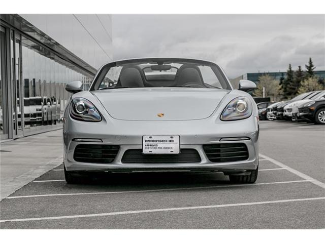 2017 Porsche 718 Boxster S PDK (Stk: P13174A) in Vaughan - Image 2 of 22