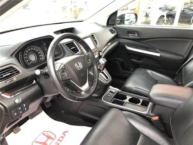 2015 Honda CR-V Touring (Stk: P7069) in Georgetown - Image 4 of 12