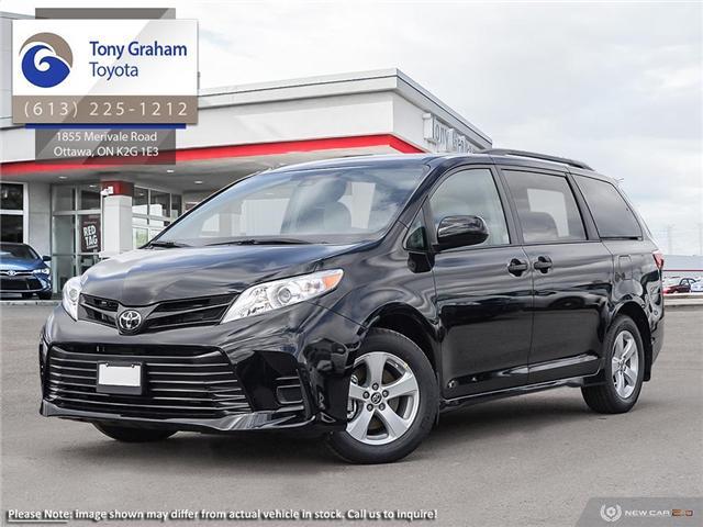 2019 Toyota Sienna 7-Passenger (Stk: 58138) in Ottawa - Image 1 of 23